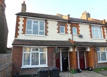 Thumbnail 2 bed maisonette to rent in Greenside Road, Croydon