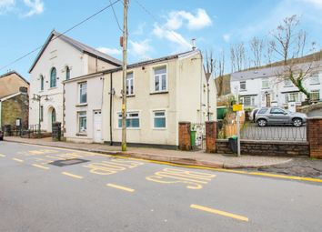 Thumbnail 3 bed semi-detached house for sale in Fforchaman Road, Aberdare, Mid Glamorgan