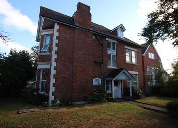 Thumbnail 2 bed flat to rent in Crabton Close Road, Boscombe, Bournemouth