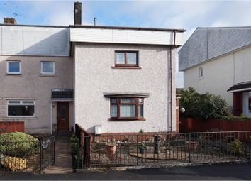 Thumbnail 2 bed semi-detached house for sale in Durban Avenue, Clydebank