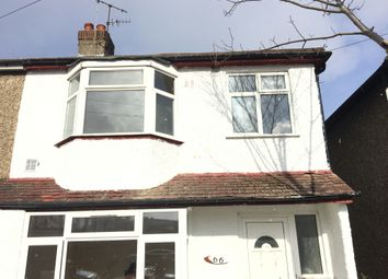 Thumbnail 3 bed semi-detached house for sale in Stainash Crescent, Staines