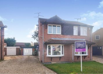 2 bed semi-detached house for sale in Digby Close, Lincoln LN6