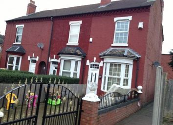 Thumbnail 3 bedroom terraced house for sale in Highbury Avenue, Handsworth, Birmingham