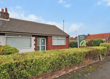 Thumbnail 3 bed semi-detached bungalow for sale in Fairclough Street, Burtonwood, Warrington