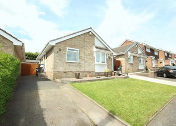 Thumbnail 2 bed detached bungalow for sale in Lotus Avenue, Knypersley, Stoke-On-Trent