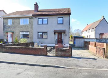 Thumbnail 3 bed semi-detached house for sale in Carseggie Crescent, Woodside, Glenrothes