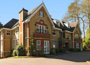 Thumbnail 2 bed flat for sale in Dawn Court, 47 London Road, Camberley