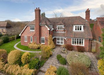 Thumbnail 4 bed detached house for sale in Church Lane, Trottiscliffe, West Malling
