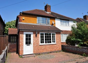 Thumbnail 3 bed semi-detached house for sale in Northfield Avenue, Birstall