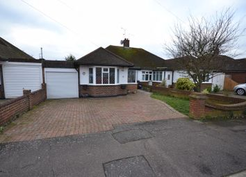 Thumbnail Semi-detached bungalow to rent in Dunmow Gardens, West Horndon, Brentwood