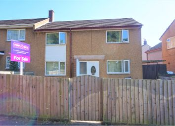Thumbnail 3 bed end terrace house for sale in Nant Y Gro, Prestatyn