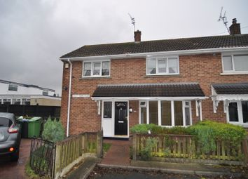 Thumbnail 3 bed end terrace house to rent in Hawthorne Road, Middlestone Moor