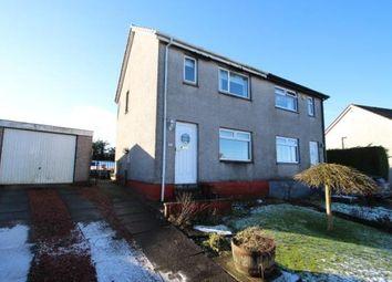 Thumbnail 3 bed semi-detached house for sale in Glen Shee Avenue, Neilston, Glasgow, East Renfrewshire