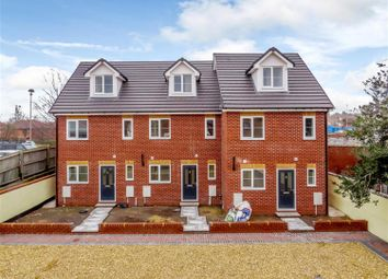 Thumbnail 4 bed end terrace house for sale in Newstead Court, Newtown Road, Hereford