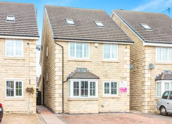 Thumbnail 4 bed detached house for sale in Bishop Gardens, Woodhouse, Sheffield