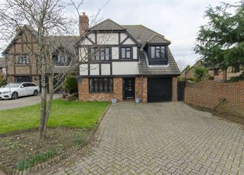 Thumbnail 4 bedroom detached house to rent in Elliot Rise, Hedge End, Southampton, Hampshire