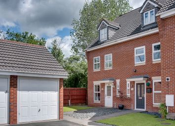 Thumbnail 3 bed end terrace house for sale in Connaught Road, The Oakalls, Bromsgrove