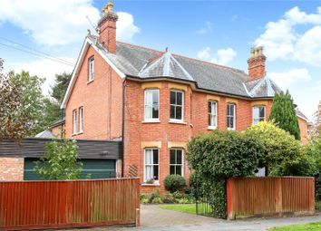 Thumbnail 5 bed semi-detached house for sale in Church Circle, Farnborough, Hampshire