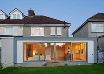 Thumbnail 6 bed semi-detached house to rent in Green Walk, London