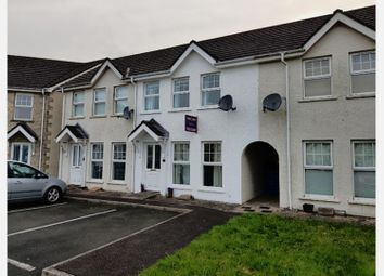 Thumbnail 2 bed town house for sale in Walnut Green, Larne