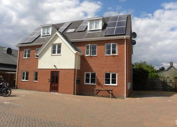 Thumbnail 1 bed flat to rent in The Square, Stowmarket
