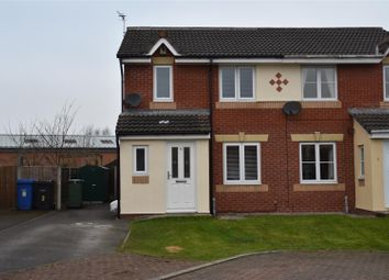 Thumbnail 3 bed property for sale in Hunstanton Close, Euxton, Chorley