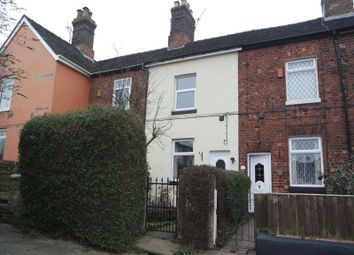 Thumbnail 2 bedroom terraced house to rent in Smiths Buildings, Weston Road, Meir, Stoke-On-Trent, Staffordshire