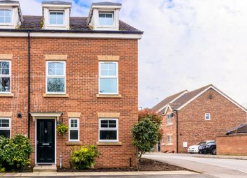 Thumbnail 3 bed town house for sale in Oak Drive, Barton Upon Humber