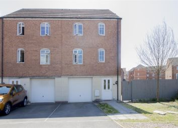 Thumbnail 3 bed semi-detached house for sale in Lysaght Circle, Newport
