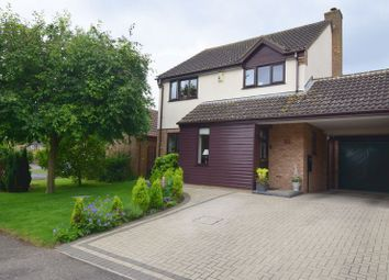 Thumbnail 4 bed link-detached house for sale in Normandy Way, Bletchley, Milton Keynes