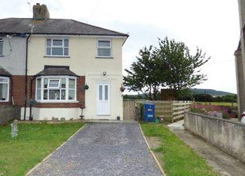 Thumbnail 3 bed semi-detached house for sale in Tyddyn Canol, Llanllechid, Bangor, Gwynedd
