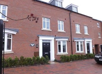 Thumbnail 4 bed town house to rent in Olympic Way, Hinckley, Leicester