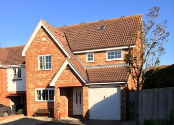 Thumbnail 5 bed detached house for sale in Smithy Drive, Ashford