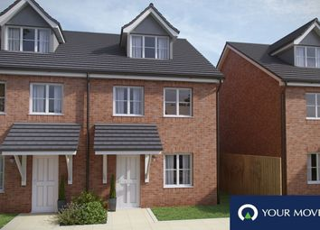 Thumbnail 3 bedroom semi-detached house for sale in Neelands Grove, Portsmouth