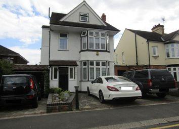 Thumbnail 4 bedroom property for sale in Kingston Road, Gidea Park, Romford