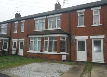 Thumbnail 2 bed terraced house to rent in Roslyn Road, Hull