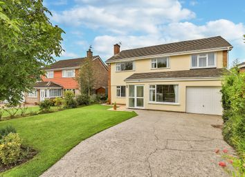 Thumbnail 5 bed detached house for sale in Rowan Way, Lisvane, Cardiff