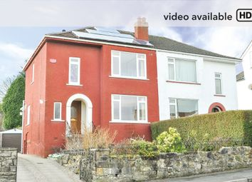 Thumbnail 3 bed semi-detached house for sale in Braeside Avenue, Milngavie, Glasgow
