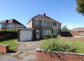 Thumbnail 3 bed semi-detached house for sale in Gort Crescent, Southampton