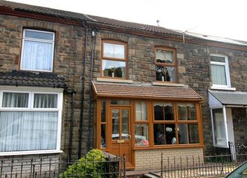 Thumbnail 3 bed terraced house for sale in Sherwood Street, Llwynypia, Tonypandy