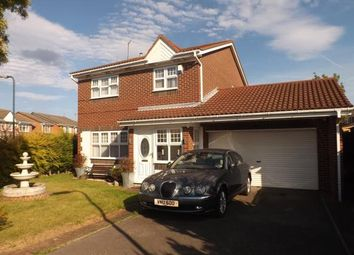 Thumbnail 4 bed detached house for sale in Kendal Drive, East Boldon, Tyne And Wear