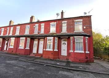 2 bed terraced house for sale in Linwood Grove, Manchester, Longsight M12