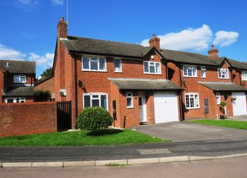 Thumbnail 4 bed detached house for sale in Gillingham Close, Kings Worthy, Winchester