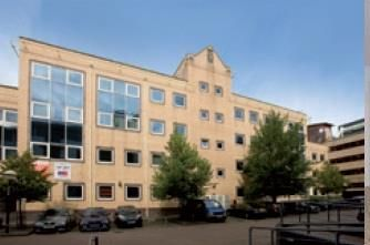 Thumbnail Office to let in Second Floor East Wing, Moorfoot House, Meridian Gate, 221 Marsh Wall, Docklands, London