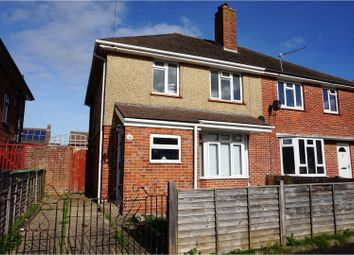 3 bed semi-detached house for sale in Gregson Close, Gosport PO13