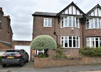 Thumbnail 4 bed semi-detached house to rent in Cliffe Road, Appleton, Warrington