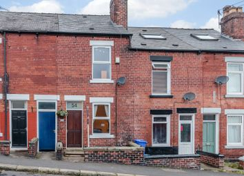 Thumbnail 3 bed terraced house for sale in Stewart Road, Sheffield