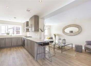 Thumbnail 4 bed detached house for sale in Green Farm Meadows, Seighford, Stafford