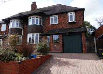 Thumbnail 4 bed semi-detached house to rent in Leopold Avenue, Handsworth Wood