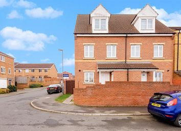 Thumbnail 3 bed semi-detached house for sale in Daisy Way, Castleford